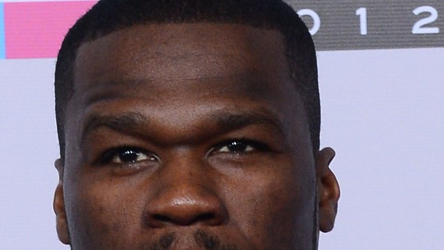 Rapper 50 Cent arrives at the 40th Annual American Music Awards in Los Angeles on November 18, 2012. UPI/Jim Ruymen