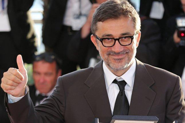 Nuri Bilge Ceylan arrives at the award photo call after receiving the Palm d'Or prize for the film Winter Sleep during the 67th annual Cannes International Film Festival in Cannes, France on May 24, 2014. UPI/David Silpa