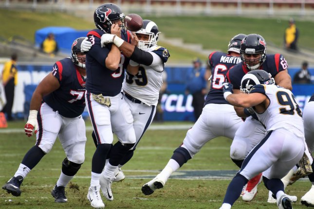 Tom Savage Takes Massive Hit