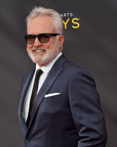 Bradley Whitford attends the Creative Arts Emmy Awards at the Microsoft Theater in Los Angeles on September 15. The actor turns 60 on October 10. File Photo by Jim Ruymen/UPI