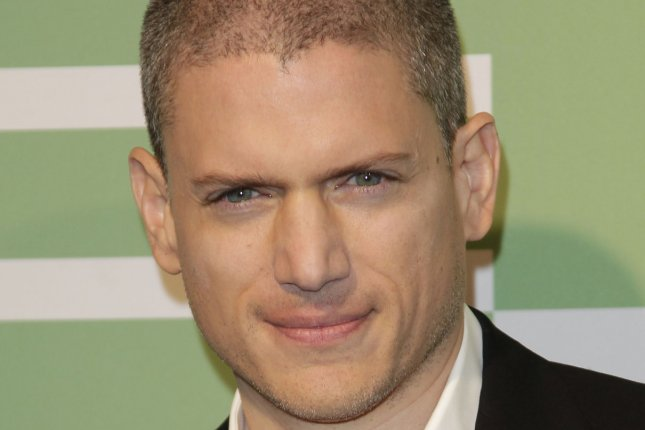 Wentworth Miller, who played Michael Scofield on Prison Break, said he was diagnosed with autism in the past year. File Photo by John Angelillo/UPI
