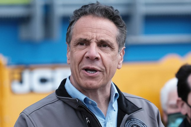 The district attorneys of Manhattan, along with Westchester and Nassau counties, on Wednesday requested evidence regarding instances of sexual harassment by Gov. Andrew Cuomo in their jurisdictions. File Pool photo by Spencer Platt/UPI