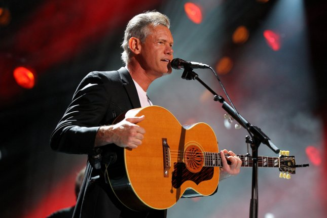 Randy Travis is seen here at the CMA Music Festival at LP Field in Nashville on June 7, 2013. He is scheduled to perform at next week's CMA Awards show in Nashville. File Photo by Terry Wyatt/UPI
