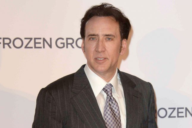 Nicolas Cage applied for a marriage license with his girlfriend, Erika Koike, in Clark County, Nev. File Photo by Paul Treadway/UPI