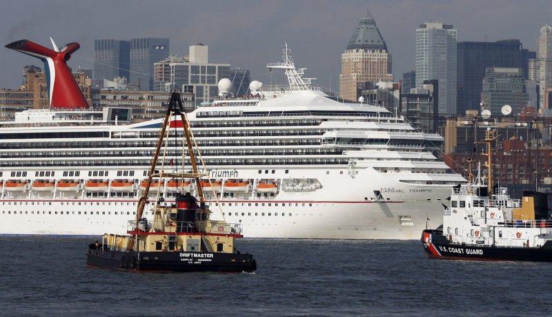 Carnival Said Aware Of Fire Hazards That Left Triumph Adrift For Days Upi Com