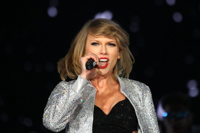 Taylor Swift has announced a new stadium tour that begins in May 2018. File Photo by James Atoa/UPI