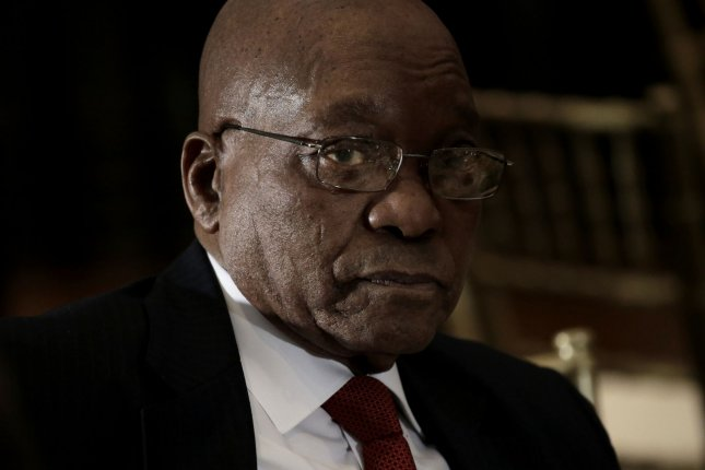 Ex-South Africa president faces 16 counts of corruption