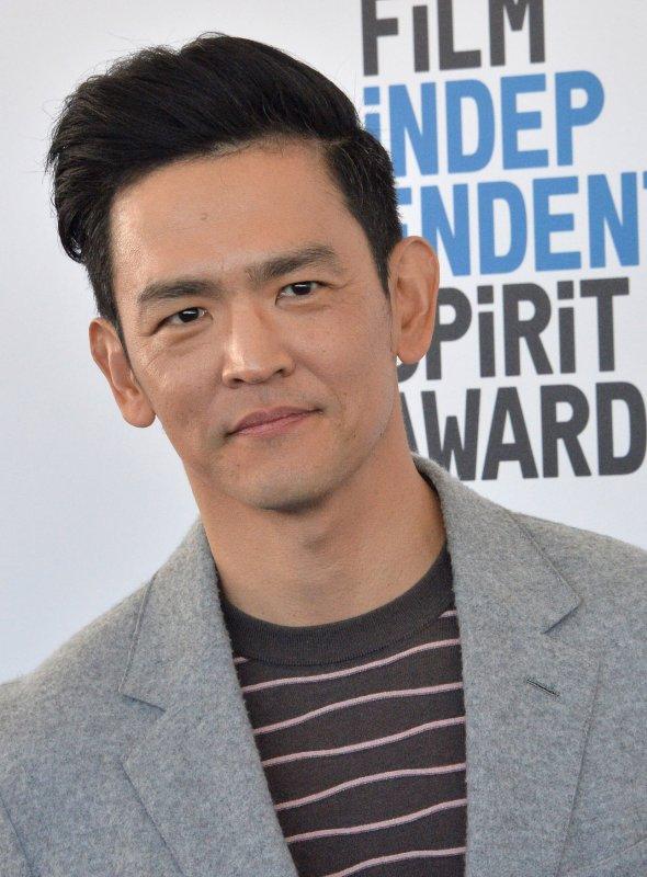 John Cho is set to portray Spike Spiegel in Netflix's Cowboy Bebop alongside Mustafa Shakir as Jet Black and Daniella Pineda as Faye Valentine. File Photo by Jim Ruymen/UPI