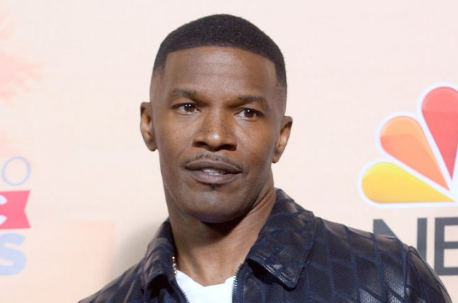 Jamie Foxx said Katie Holmes dating rumors affected his relationship with his actual girlfriend. File photo by Jim Ruymen/UPI