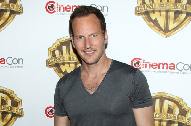 Patrick Wilson arrives for the Warner Bros. Pictures Presentation at CinemaCon 2016 on April 12. Wilson has been cast as villian Ocean Master in Aquaman alongside Jason Momoa. File Photo by James Atoa/UPI
