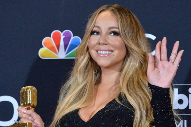 Mariah Carey's Magical Christmas Special, a holiday special featuring music, dancing and animation, is coming to Apple TV+. FilePhoto by Jim Ruymen/UPI