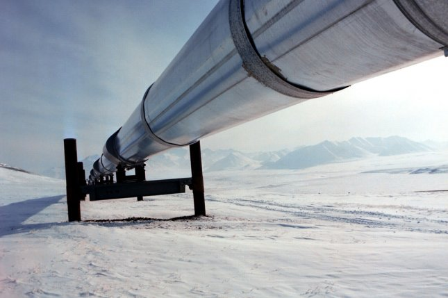 BP decision to lay off some staff in Alaska met with frustration by state's governor. (UPI Photo/BP/HO)