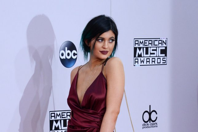 Kylie Jenner turned to Twitter to share some of her own curiosities about unspoken conspiracies Monday night. Photo by Jim Ruymen/UPI