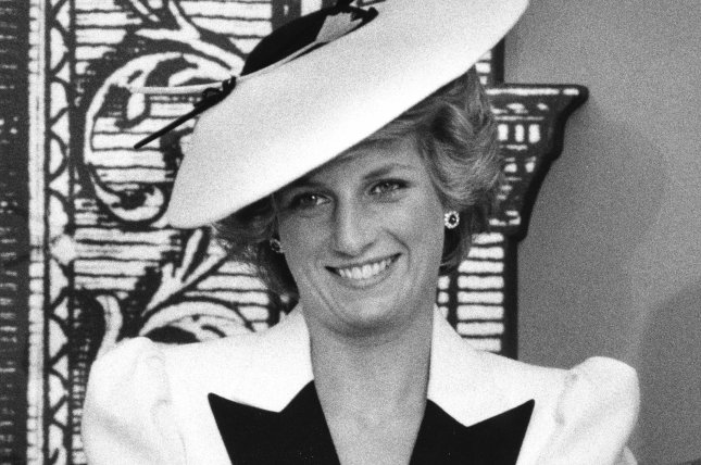 Princess Diana responds to reporters' questions after she and her husband Prince Charles toured the National Gallery of Art on November 10, 1985. ITV and HBO plan to air a new documentary about Diana timed to the 20th anniversary of her death. File Photo by Doug Mills/UPI