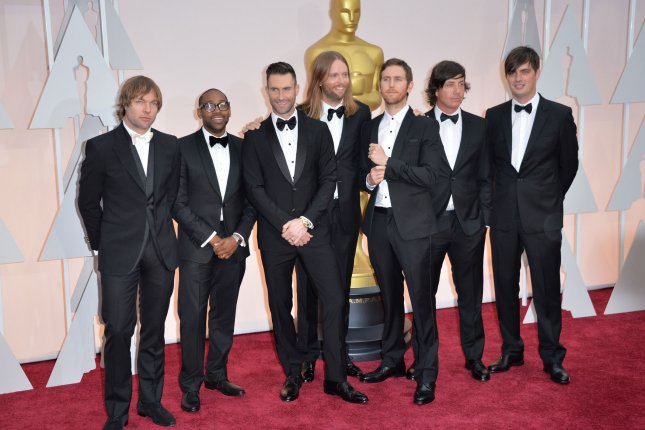 Maroon 5 released the album Jordi and an atmospheric music video for the song Lost. File Photo by Kevin Dietsch/UPI