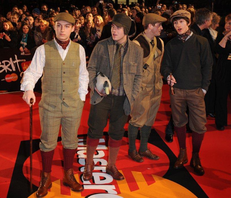 Arctic Monkeys, Take That win Brit Awards