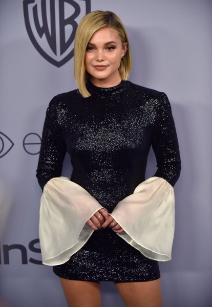 Olivia Holt's new series Marvel's Cloak & Dagger is slated to debut on Freeform June 7. Photo by Christine Chew/UPI