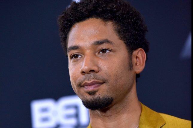 Jussie Smollett is recovering after being attacked in what appeared to be a homophobic and racially-charged incident in Chicago. File Photo by Christine Chew/UPI