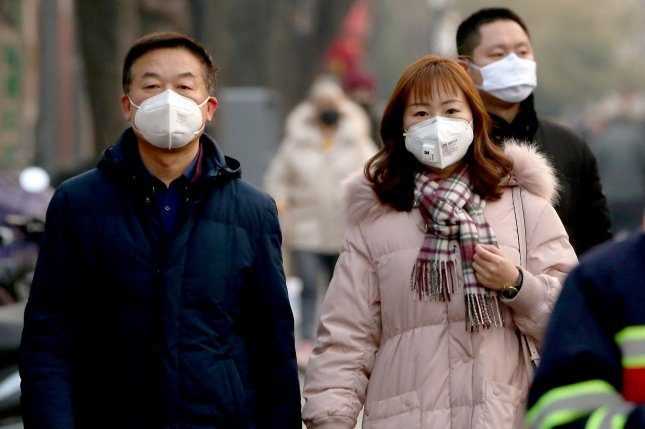 The coronavirus, according to health officials, now has surpassed the SARS crisis with over 3425 dead and close to 20,000 Chinese infected. Photo by Stephen Shaver/UPI