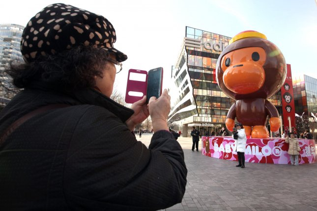 The Chinese New Year begins Monday as communities worldwide celebrate the year 4714: The Year of the Monkey or specifically the fire monkey. Photo by Stephen Shaver/UPI