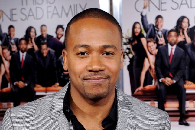 Columbus Short at the Los Angeles premiere of Death at a Funeral on April 12, 2010. The actor and wife Karrine Steffans split this week amid cheating rumors. File Photo by Jim Ruymen/UPI