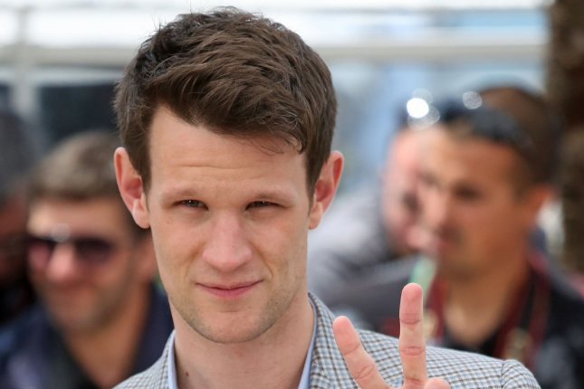 The Crown star Matt Smith is seen at a photo call for Lost River during the 67th annual Cannes International Film Festival on May 20, 2014. File Photo by David Silpa/UPI