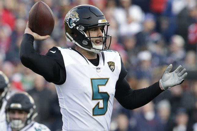 Jags QB Blake Bortles helped stop would-be truck thief, cops say