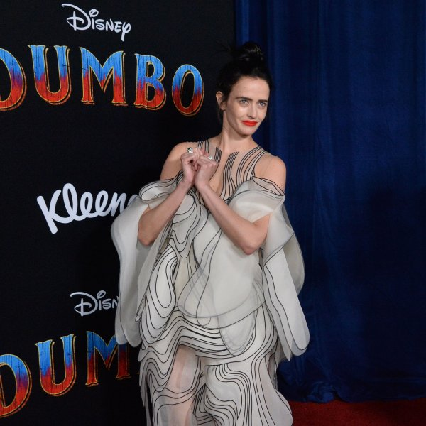 Eva Green attends the premiere of Dumbo at the Ray Dolby Ballroom, Loews Hollywood Hotel in Los Angeles on March 11, 2019. The actor turns 40 on July 6. File Photo by Jim Ruymen/UPI