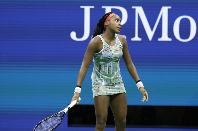 Last year, Coco Gauff (pictured) reached the third round at Flushing Meadows before losing to 2018 U.S. Open champion Naomi Osaka. File Photo by John Angelillo/UPI
