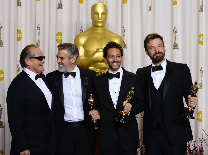 Iranian officials to sue over films like 'Argo'