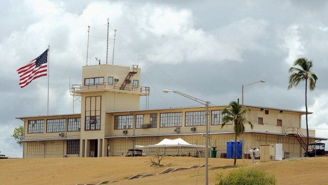 File photo of Guantanamo Bay in Cuba on July 7, 2010. UPI/Roger L. Wollenberg