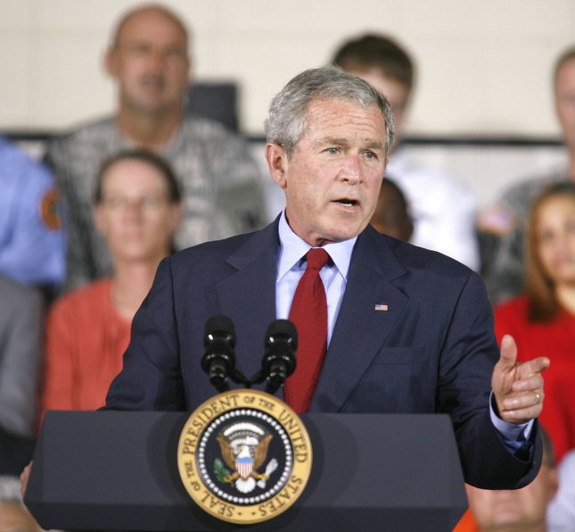 Canadian magazine: Bush is a liberal