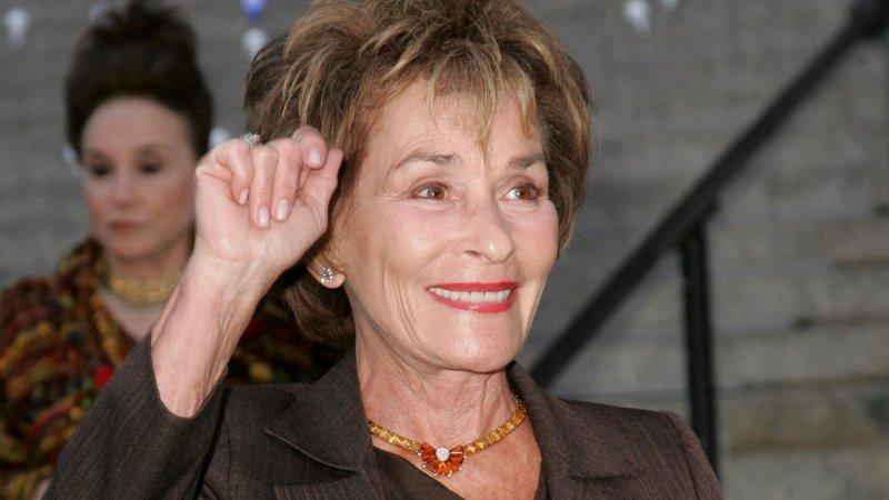 Judith Judge Judy Sheindlin. UPI/Monika Graff.