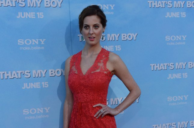 Actress Eva Amurri Martino, a cast member in the motion picture comedy That's My Boy, arrives at the premiere in Los Angeles on June 4, 2012. File Photo by Jim Ruymen/UPI