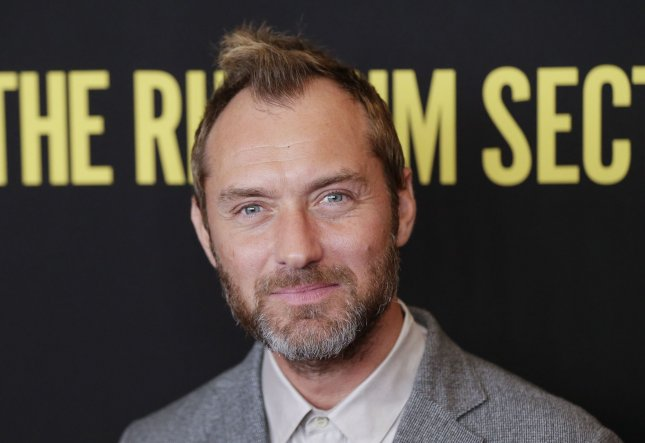Jude Law is set to star in The Auteur, a new horror-comedy series on Showtime. Photo by John Angelillo/UPI
