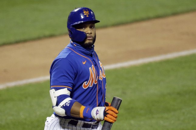 New York Mets second baseman Robinson Cano will forfeit his $24 million salary following the 162-game suspension. File Photo by John Angelillo/UPI