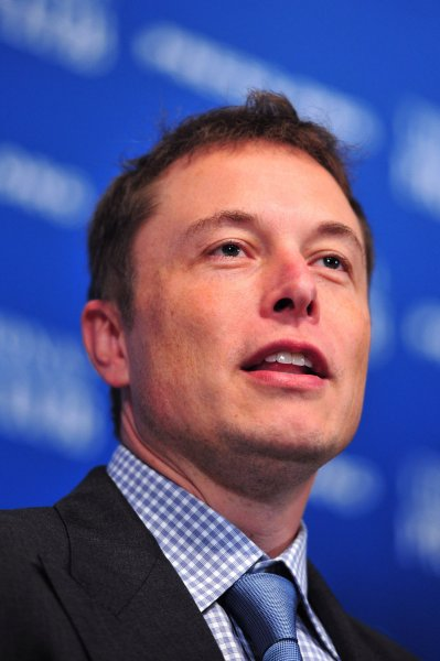 SpaceX CEO Elon Musk said his company could possibly launch people to Mars by 2024, with a colony established by 2025. Speking at a technology conference in California, he said When I cite a schedule, it is actually the schedule I think is true. UPI/Kevin Dietsch