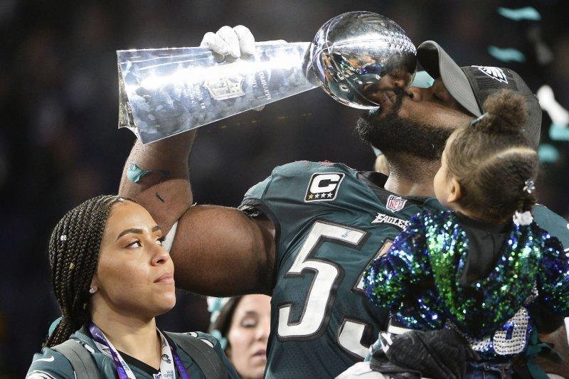Eagles DE Brandon Graham undergoes ankle surgery - UPI.com