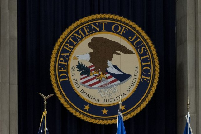The Department of Justice on Tuesday announced it has seized Internet domains prosecutors say Russian hackers used as part of a recent attack involving the U.S. Agency for International Development. Photo by Kevin Dietsch/UPI