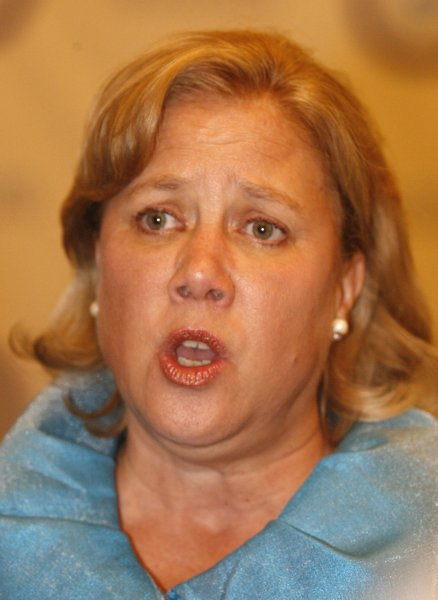 U.S. Sen. Mary Landrieu, D-La., is a Washington resident who does not live in her parents' home, listed as her New Orleans voting address, Republicans charge. UPI/A.J. Sisco