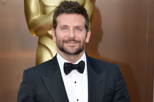Bradley Cooper plays John Merrick in the Broadway revival of The Elephant Man. UPI/Kevin Dietsch