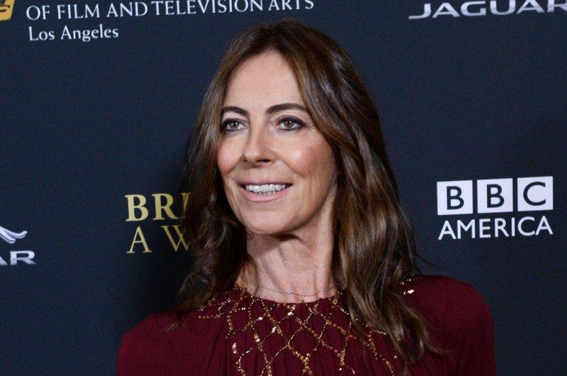 Kathryn Bigelow attends the BAFTA LA Britannia Awards at the Beverly Hilton Hotel in Beverly Hills, Calif., on November 9, 2013. The director turns 66 on November 27. File Jim Ruymen/UPI