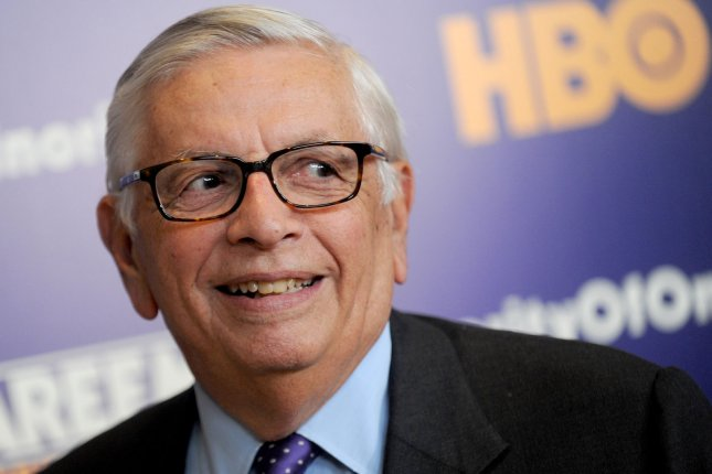 Former NBA commissioner David Stern underwent emergency brain surgery earlier Thursday. Stern served as NBA commissioner from 1984-2014. File Photo by Dennis Van Tine/UPI