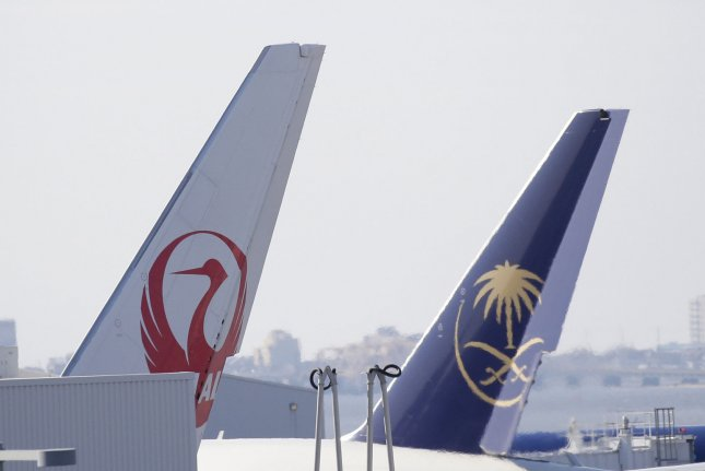 Siddhant Gumber, 12, Abu Dhabi,UAE, set a Guinness World Record by identifying 39 airlines from photos of airplane tails in 60 seconds. File Photo by John Angelillo/UPI