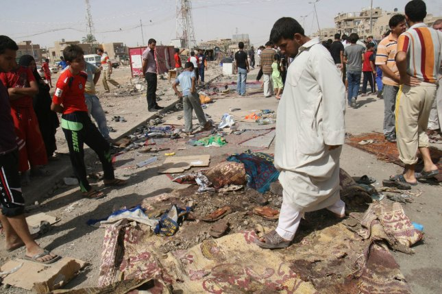 Series of deadly bombings target Shiites in Iraq - UPI com
