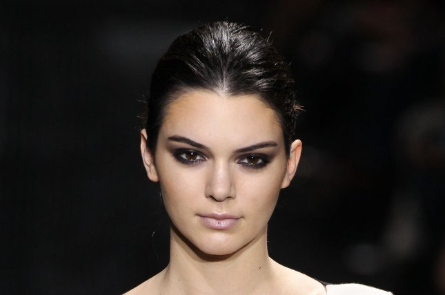 Kendall Jenner recently posed topless for GQ. File photo by Andrea Hanks/UPI