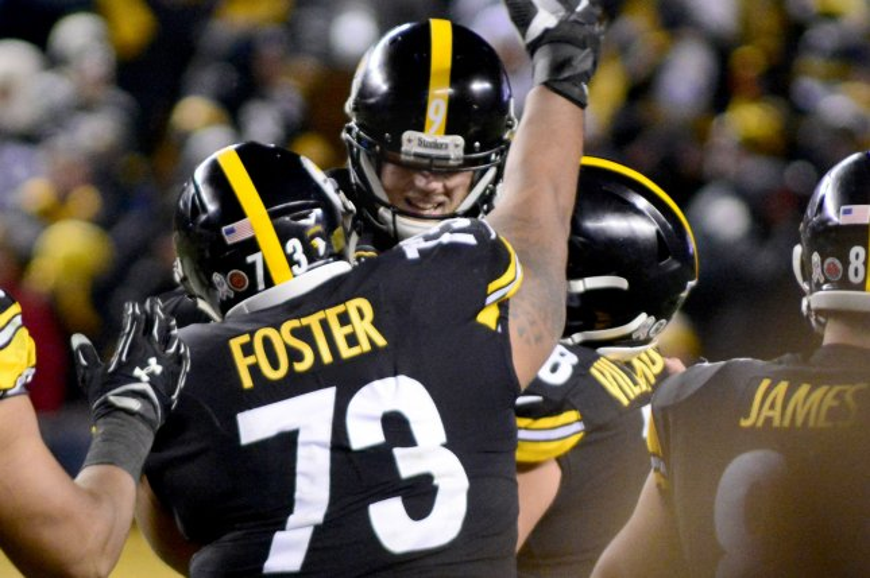 Chris Boswell Kicks Pittsburgh Steelers Past Green Bay