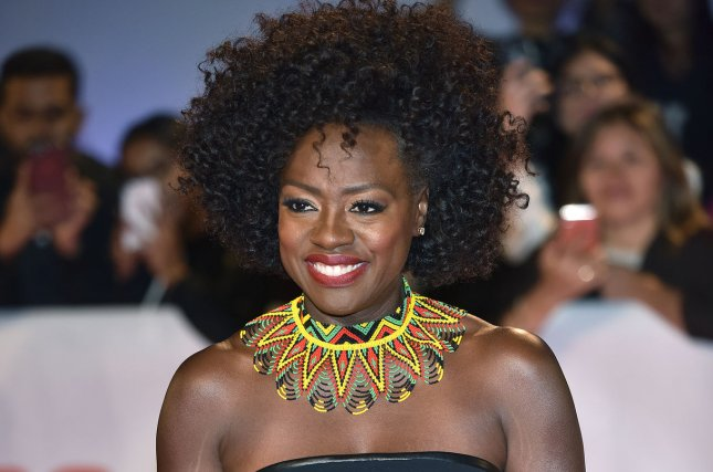 Viola Davis explained her issues with The Help in a new interview. File Photo by Christine Chew/UPI