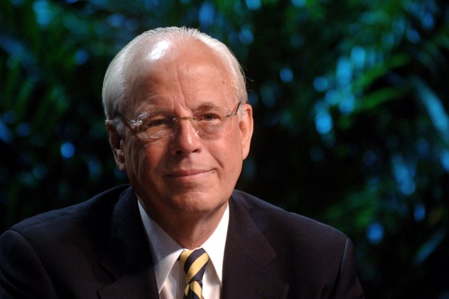 Former Nixon White House counsel John Dean addresses the American Civil Liberties Union conference in Washington on October 17, 2006. On Aug. 2, 1974, Dean was sentenced to one to four years in prison for his part in the Watergate coverup. File Photo by Kevin Dietsch/UPI
