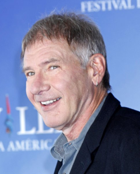 Guest of honor actor Harrison Ford arrives at a photocall during the 35th American Film Festival of Deauville in Deauville, France on September 12, 2009. UPI/David Silpa